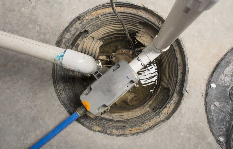 sump pump toronto installations replacements repairs